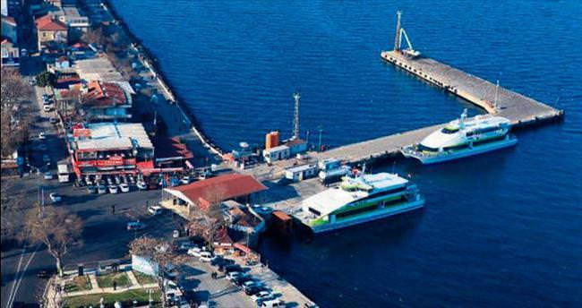 Mudanya İskelesi artık resmen Büyükşehir'in