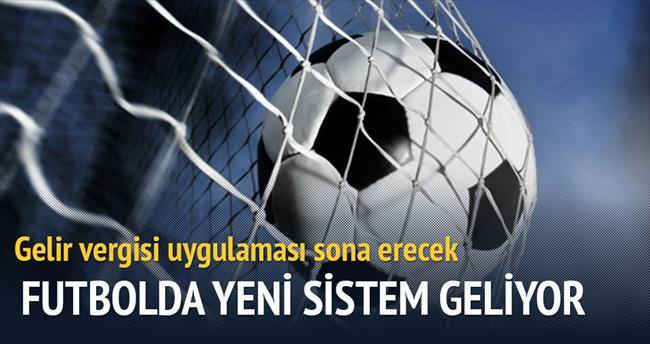 Futbola vergi adaleti gelecek