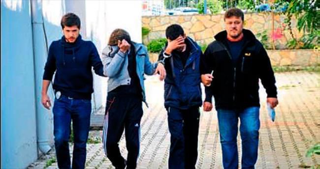 Kapkaççı kardeşlere 4 yıl 2'şer ay hapis