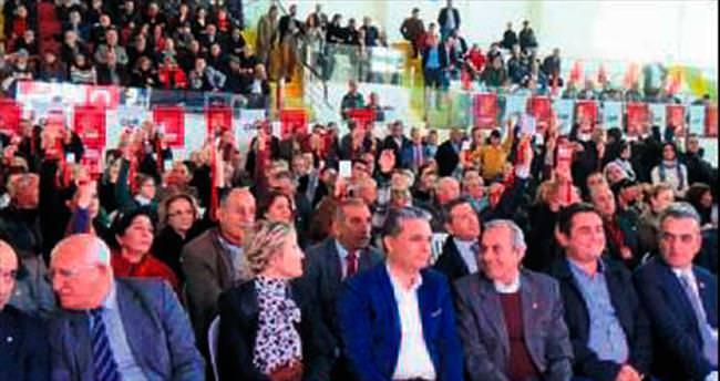 CHP'nin 4 ilçede kongresi yapıldı