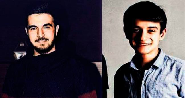 2 arkadaş egzoz gazından öldü