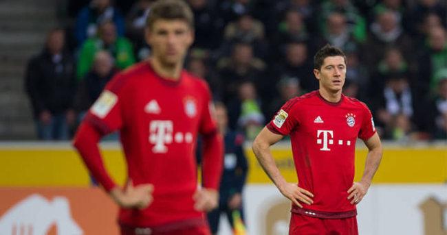 Lewandowski 3 haftadır suskun
