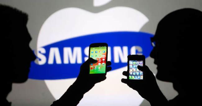 Samsung ve Apple kozlarını paylaşacak