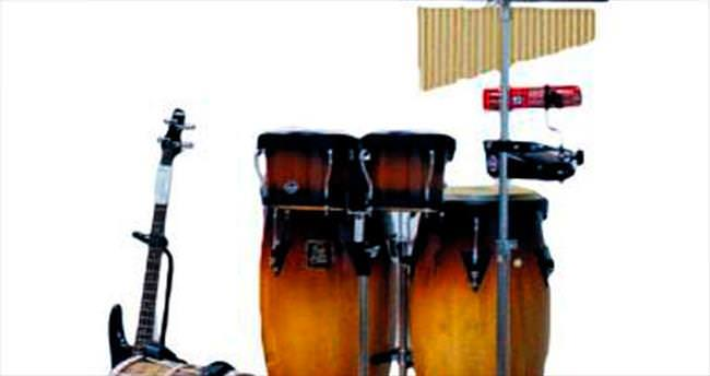 Ankamall'da müzik stüdyosu