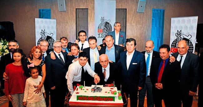 TSYD Balosu'nda Egeli Sabah'a ödül