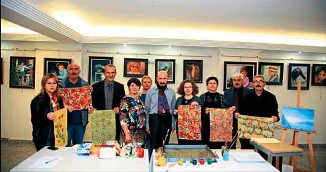 Sanata ilgi göstermeyen öğretmenler şaşırttı