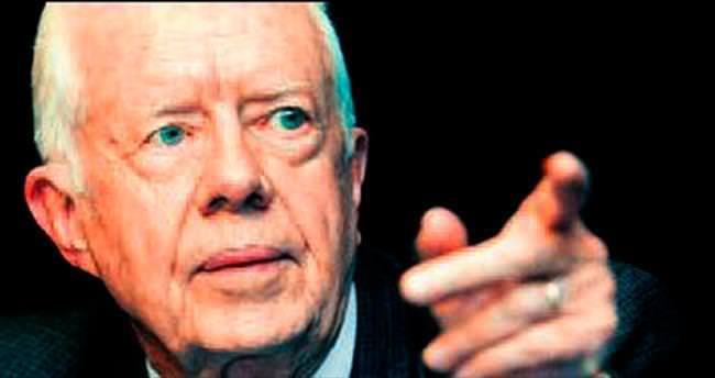 Eski başkan Carter: Kanseri yendim