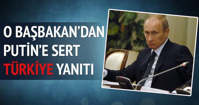 Barzani'den Putin'in iddiasına sert yanıt