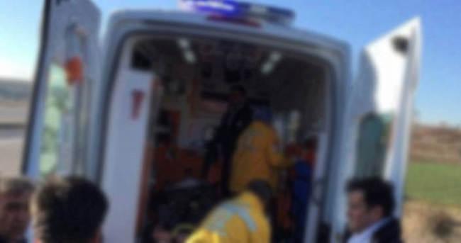 7 metre yükseklikten düşen işçi öldü