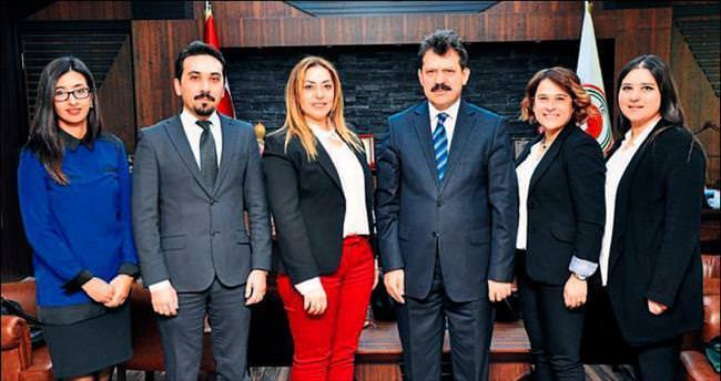 Adana Adliyesi'ne Arabuluculuk Merkezi