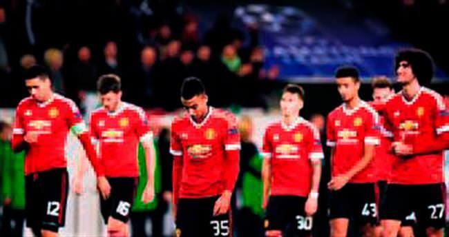 Manchester United Avrupa Ligi'ne!