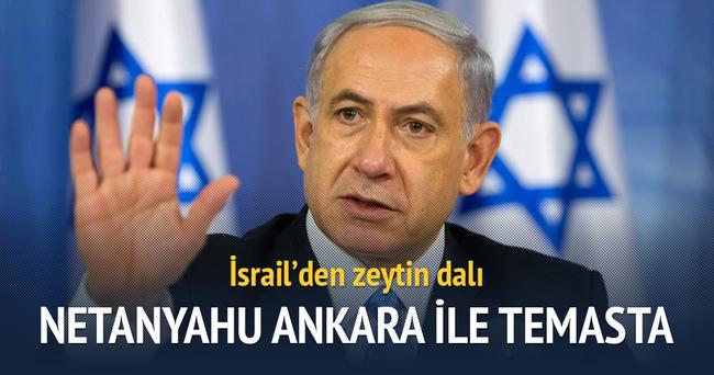 Netanyahu: Ankara ile gaz için üst düzey görüşmeler yapıyoruz