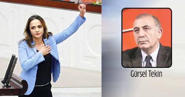 Tekin'in oğluna CHP'lilerden veto