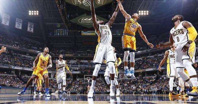 Warriors, Heat'in galibiyet serisini yakaladı
