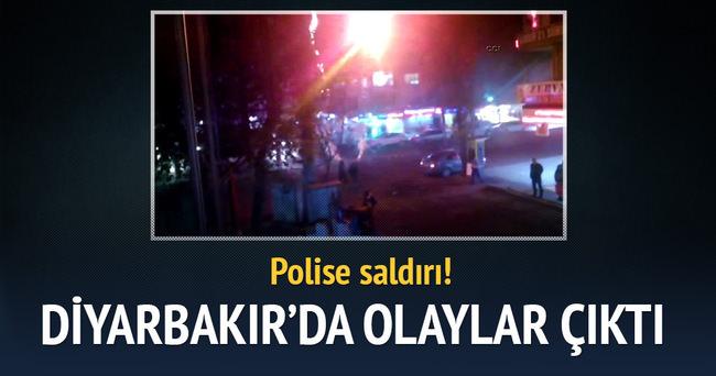 Diyarbakır'da olaylar çıktı! Kent karıştı