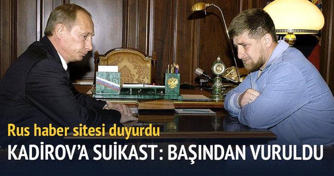 Çeçenistan lideri Kadirov'a suikast iddiası