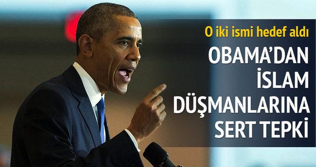 Obama'dan dar kafalılığı bırakın çağrısı