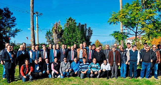 Fethiye'de işçilerin kadro sevinci