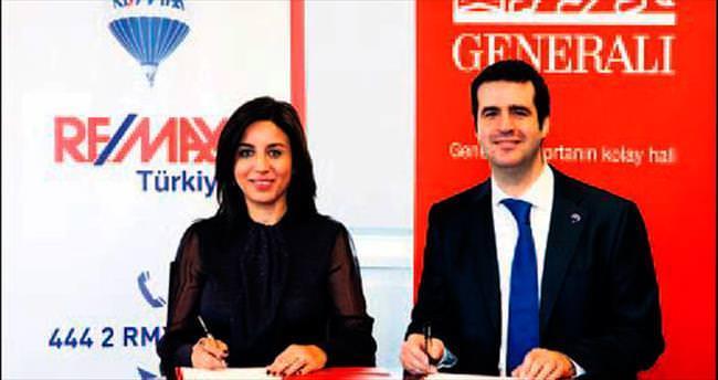Generali ve RE/MAX Türkiye'den işbirliği
