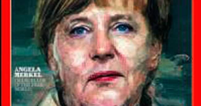 Time, Merkel'i 'Yılın kişisi' seçti