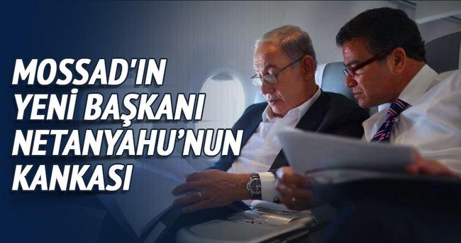 Netanyahu MOSSAD'ın başına kankası Cohen'i getirdi