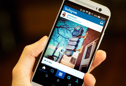Instagram 3D Touch güncellemesi Android'te!