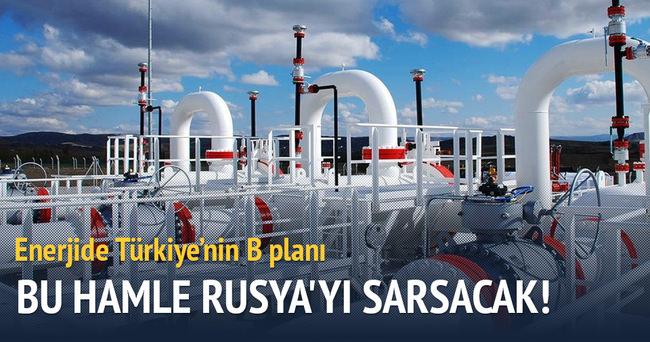 Enerjide Türkiye'nin B Planı