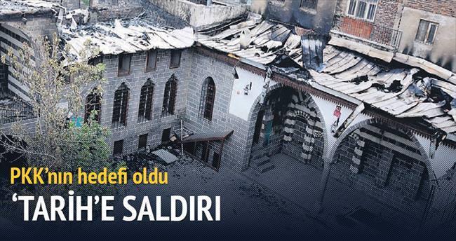 PKK bir şehrin tarihini yok ediyor