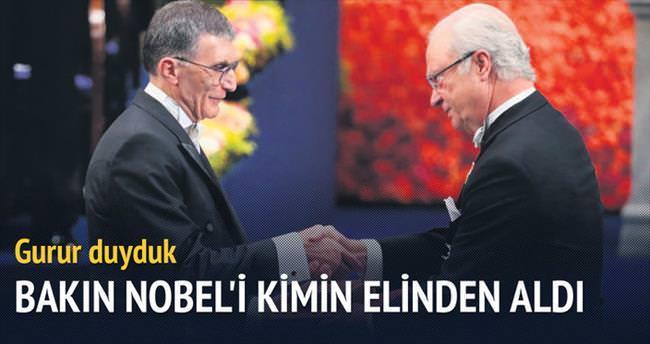 Nobel'i Kral'ın elinden aldı