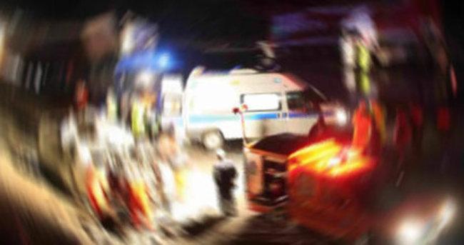 Kütahya'da servis otobüsü devrildi: 1 ölü, 38 yaralı