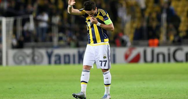 Gökhan Gönül ikinci kez haftanın oyuncusu seçildi
