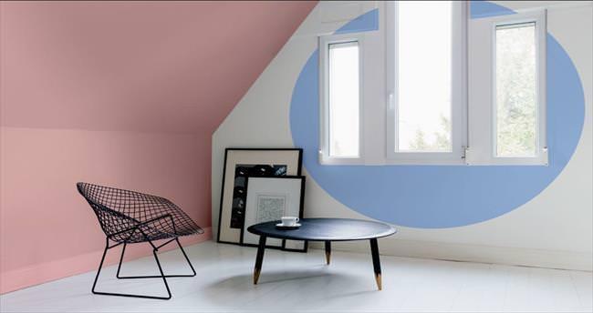 Bebek odası renkleri moda
