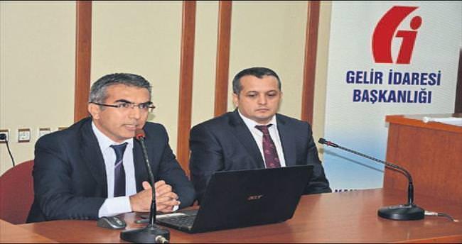 Kahramanmaraş'ta e-tebligat tanıtıldı