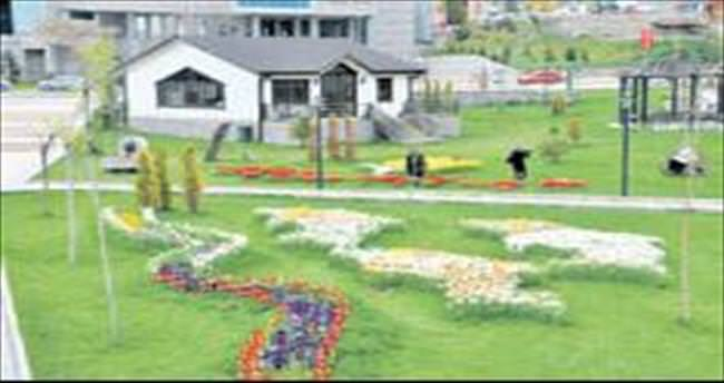 50 bin lale soğanı toprakla buluştu