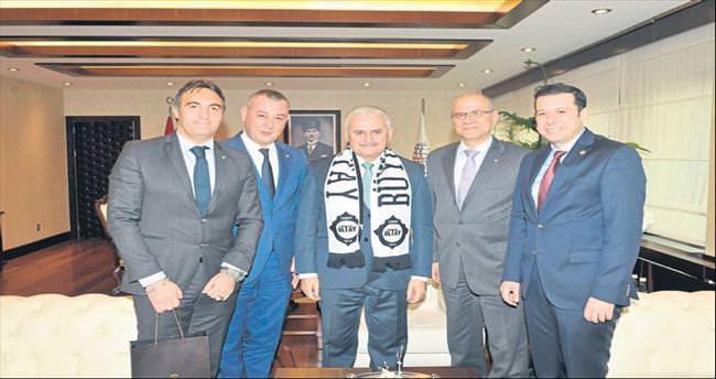 Marmara: Yıldırım, İzmir için şans