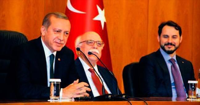 Erdoğan'ın 5'inci torun sevinci