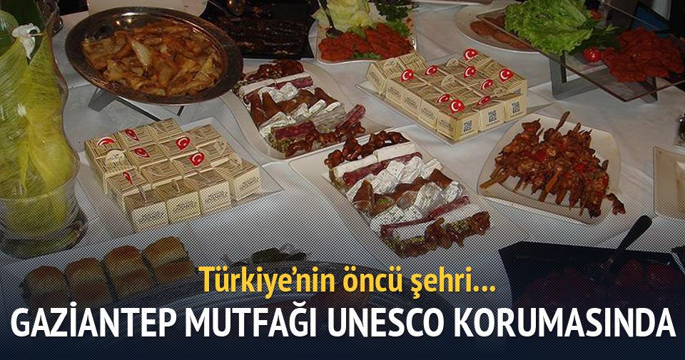 Gaziantep mutfağı UNESCO korumasında