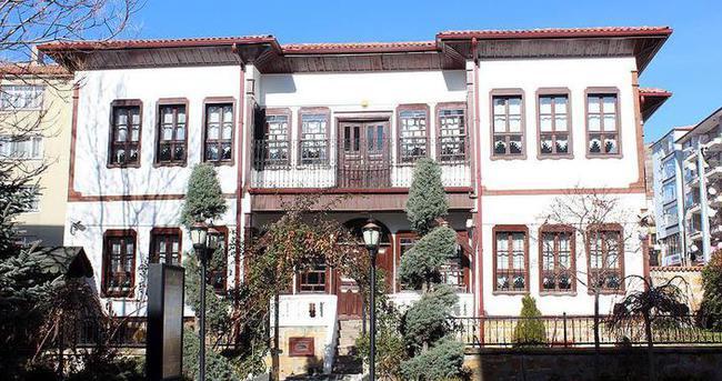 Restore edilen tarihi konaklarda kent kültürü yaşatılıyor