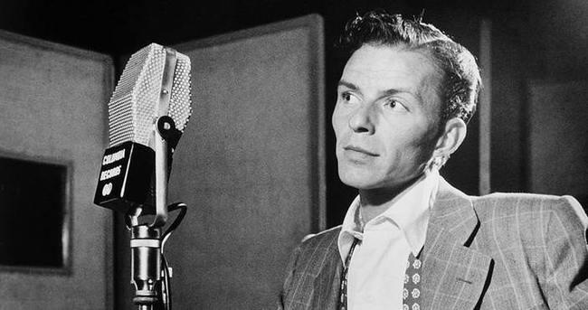 Frank Sinatra 100 yaşında