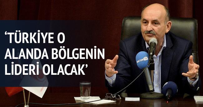 Bakan Müezzinoğlu: Türkiye bölgenin sağlık merkezi olacak