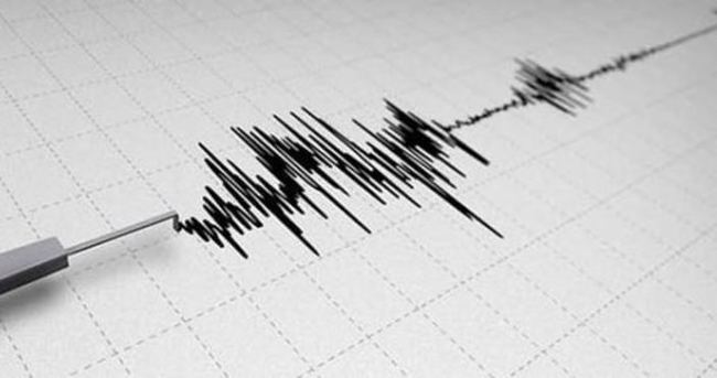 Van'da 4.2 şiddetinde deprem!