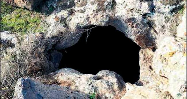 Mağarada infaz ettiler