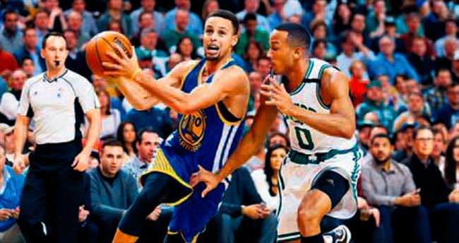 Warriors, Celtics'i iki uzatmada yendi