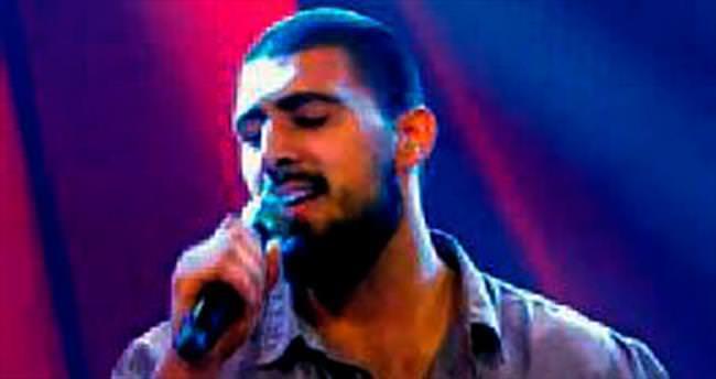 Genç şarkıcıyı korkutan saldırı