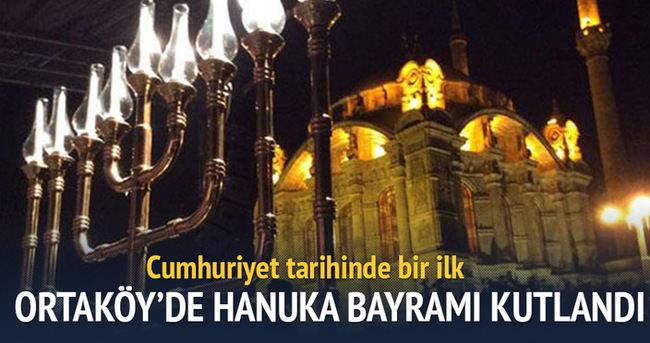 Türkiye'de ilk Hanuka Bayramı kutlaması
