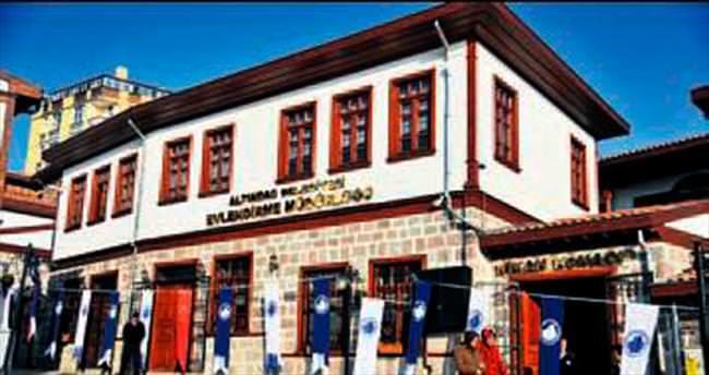 Altındağ'da 2'nci Kına Konağı açıldı
