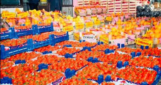 Kasım şampiyonu mandalina ve domates