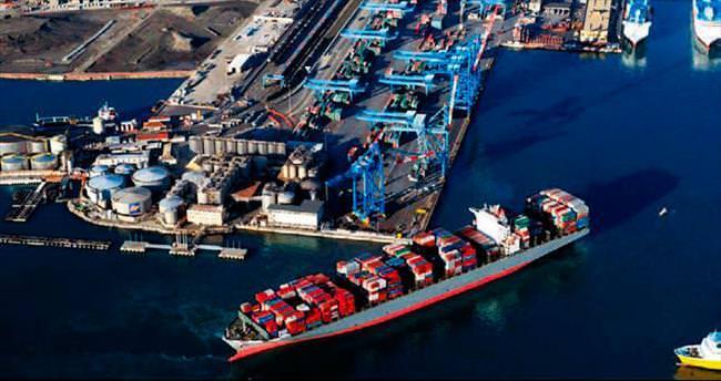 Derince Limanı'na 350 milyon $ yatırım