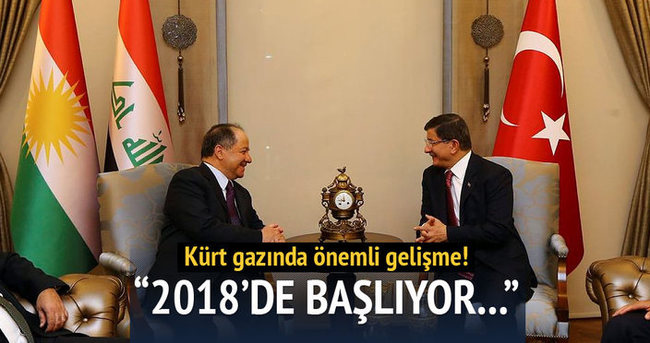 IKBY 2018'de Türkiye'ye doğalgaz ihraç edecek!