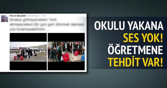 Pervin Buldan'dan iki yüzlü tweet